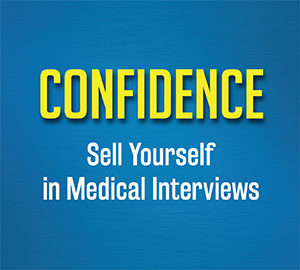Jane Anderson Confidence - Sell Yourself in Medical Interviews