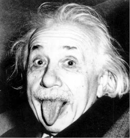 Albert Einstein - What Type of Content Creator are You